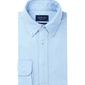 Błękitna koszula męska z dzianiny slim fit 37
