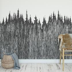 Tapeta na ścianę - forestwall , rodzaj - tapeta flizelinowa laminowana