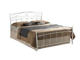 Łóżko marietta 160x200 białe