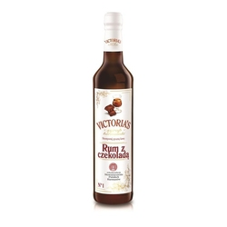 syrop barmański, do drinków rum z czekoladą 490 ml