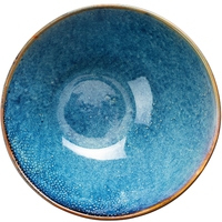 Miseczka na sałatki, 0,6 litra, porcelanowa deep blue verlo v-82000-2