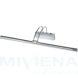 Picture lights kinkiet 1 chrom 68 cm