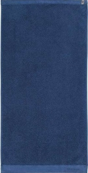 Ręcznik connect organic uni ciemnoniebieski 60 x 110 cm