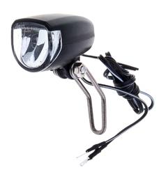 Lampa przód dynamo hl-pr025 6v-2,4w -3w 30 lux mocowana na widelec