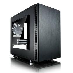 Fractal Design Define Nano S Black Window 3.5HDD2,5SSD ITX