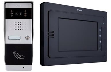 Wideodomofon vidos m323b  s50a sterowanie bramą - możliwość montażu - zadzwoń: 34 333 57 04 - 37 sklepów w całej polsce