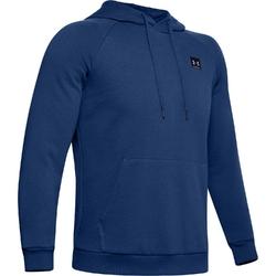 Bluza męska under armour rival fleece po hoodie - granatowy