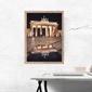Berlin brama - plakat premium wymiar do wyboru: 30x40 cm