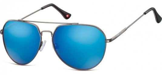 Pilotki okulary aviator montana ms90a lustrzanki