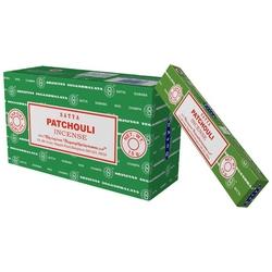 Kadzidełka satya patchouli paczuli - 15g