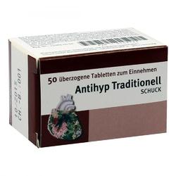 Antihyp traditionell wsparcie układu naczyniowego tabletki