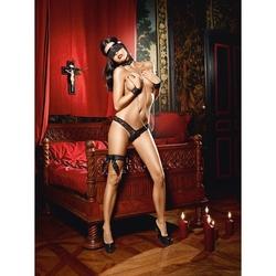Sexshop - przebranie niewolnica - baci love slave baci love slave set chain - online