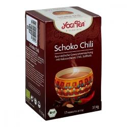Yogi tea schoko chili bio filterbeutel