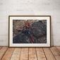 Iron spider-man ver4 - plakat wymiar do wyboru: 84,1x59,4 cm