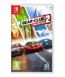 CD Projekt Gra Nintendo Switch Gear Club 2