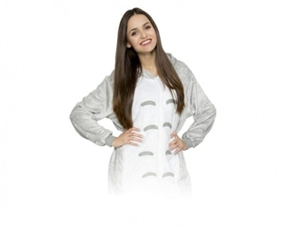 Totoro kigurumi onesie dres piżama kombinezon