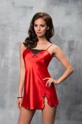 Irall tara czerwona koszula nocna
