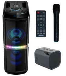 Kolumna Karaoke Blaupunkt PS05.2DB + MAXTON EREBUS
