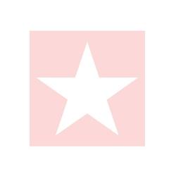 Serwetki papierowe j.róż biała gwiazdka