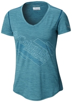 T-shirt damski columbia trinity trail 2.0 graphic ak2659462