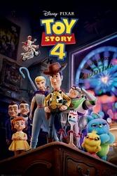 Toy Story 4 Antique Shop Anarchy - plakat