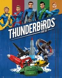 Thunderbirds - plakat