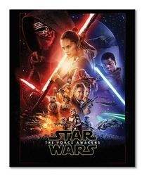 Star wars episode vii - obraz na płótnie