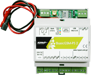 MODUŁ ROPAM BasicGSM-PS-D4M 2 SMA - Szybka dostawa lub możliwość odbioru w 39 miastach