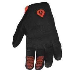 Rękawice sixsixone 858 czarno-czerwone
