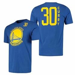 Koszulka NBA Golden State Warriors Standing Tall Cotton T-Shirt - Steph Curry - EK2M1BBTHB01 - Golden State Warriors Stephen Curry