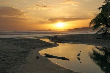 Fototapeta plaża późnym wieczorem fp 1721