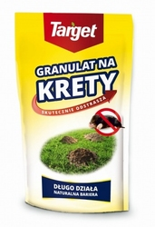 Reiss aus – granulat odstraszający krety – 600 ml target