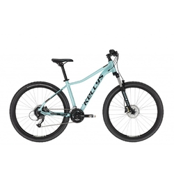 Rower górski kellys vanity 50 26 2021, kolor miętowy-czarny, rozmiar s, rozmiar koła 26