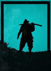 For honor - kensei - plakat wymiar do wyboru: 29,7x42 cm