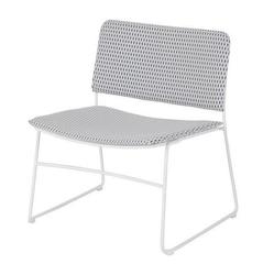 Miloo :: krzesło ogrodowe stack szer. 61 cm rozm. xl