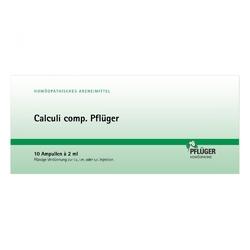 Calculi comp. pflueger ampułki