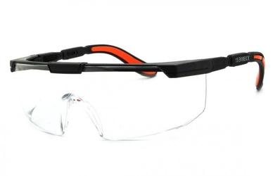 Okulary ochronne poliwęglan gogle bezbarwne bhp przeciwodpryskowe