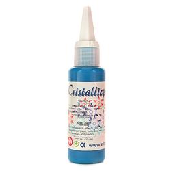Cristallicpaint 50 ml - niebieski jasny - NIEJAS
