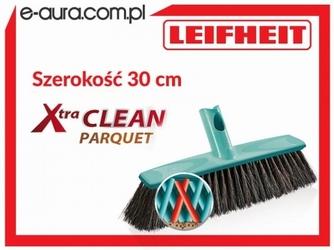 Szczotka leifheit xtra clean do parkietu 30 cm 45033 - system click