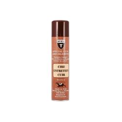 Wosk tłuszcz do skór w sprayu avel leather care wax  400 ml