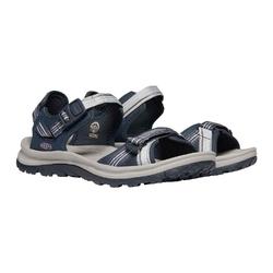 Sandały damskie keen terradora ii open toe sandal - niebieski