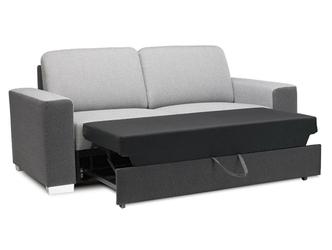 Nowoczesna rozkładana sofa enna 2-osobowa z funkcją spania