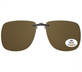 Nakładki nerdy polaryzacyjne na okulary korekcyjne montana c11b