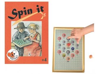 SPIN IT gra zręcznościowa
