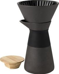 Zaparzacz do kawy theo antracytowy