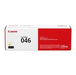 Canon oryginalny toner 046, yellow, 2300s, 1247C002, Canon LBP654Cx, 653Cdw, MFP735Cx, 634Cdw, 632Cdw