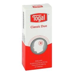 Togal classic duo tabl.