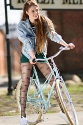 Rajstopy gabriella rowerowe code 659