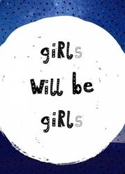 Dziewczyny - plakat