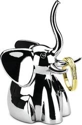 Stojak na pierścionki zoola chrom słoń